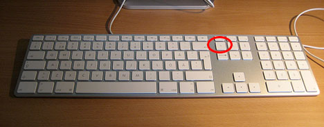 Mac Users: A Note on Adobe Keyboard Shortcuts