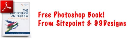 Download a Full, Free Photoshop Book at Sitepoint