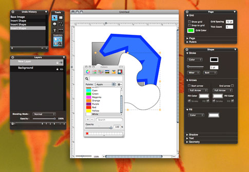 Freeware Find Drawberry A Free Vector Editor For Os X