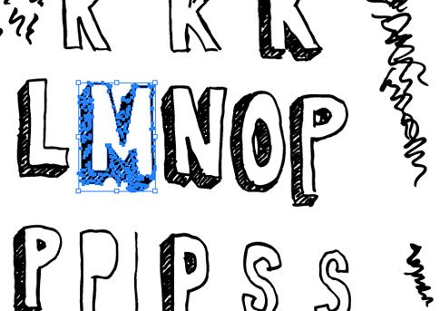 How to: Make a Hand-Drawn Font