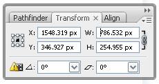 Step 03d - adjusting pattern