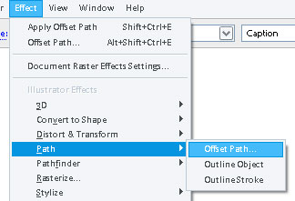 step 04c - Adding Offset Path