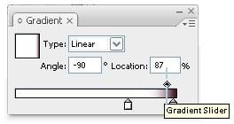 step 07e - gradient editing