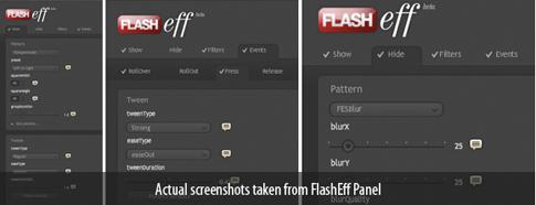 Free Stuff: Flash Eff Premium Component