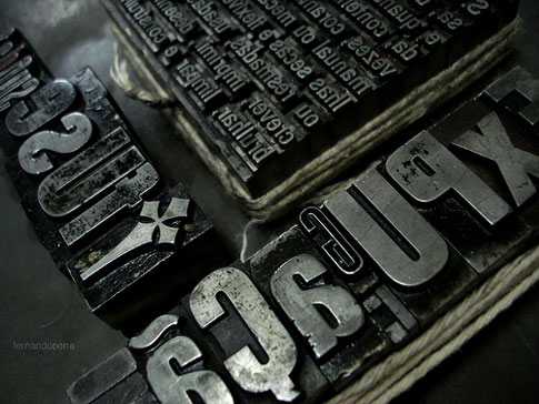 17 Stimulating Flickr Groups to get You Typographically Inspired