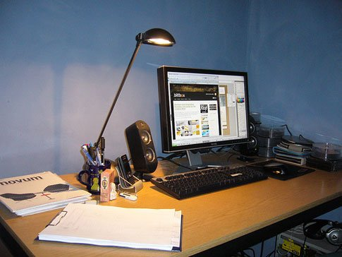 Show Us Your Workspace: Round 2