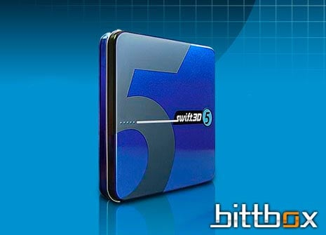 Free Stuff: 3 Copies of Swift3D V5 Up for Grabs, Comment to Win