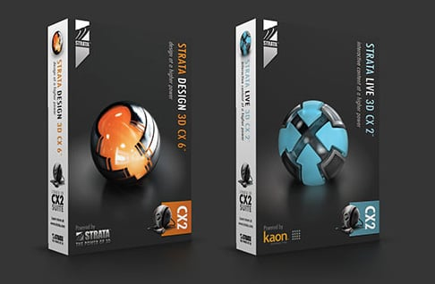 Free Software: Live 3D and Strata 3D CX Giveaway - Comment to Win