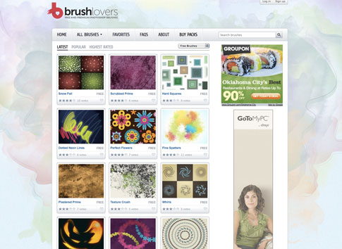 New Resource: Brush Lovers