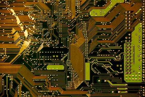 Free Texture Tuesday: Circuit Boards