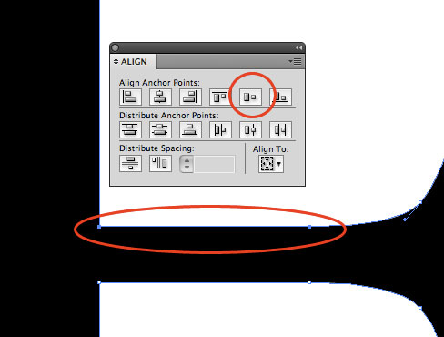 Illustrator 101: Perfect Point Alignment