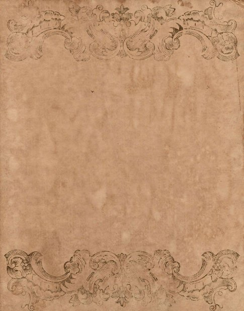 Free Texture Tuesday: Antique Ornamental Paper