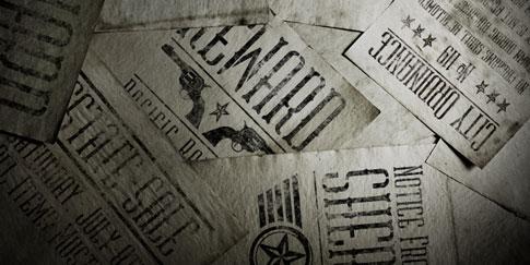 Free Stuff: Premium Font Giveaway: ABTS Gunsmoke - Comment to Win