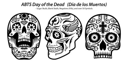 Day of the Dead Font Winners!