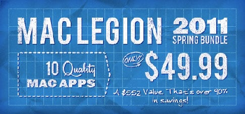 MacLegion Launches Incredible Software Bundle