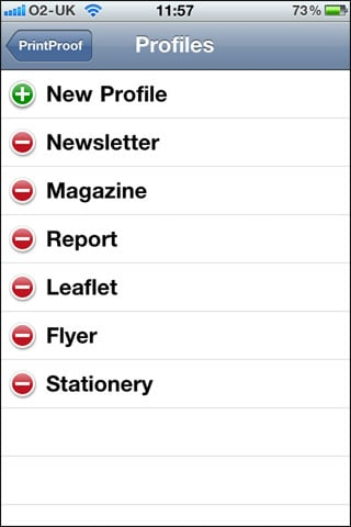 Free iPhone App Giveaway: PrintProof - Comment to Win