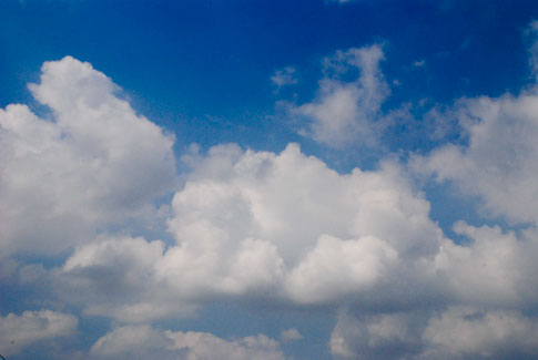 Free Texture Tuesday: Clouds 2