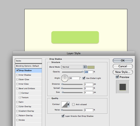 Design a Slick Purchase Button in Photoshop