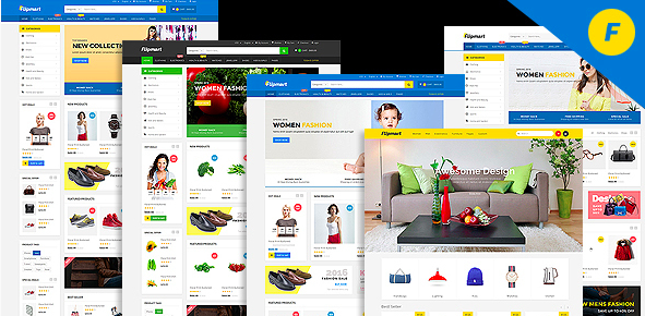 20 of the Best eCommerce Themes