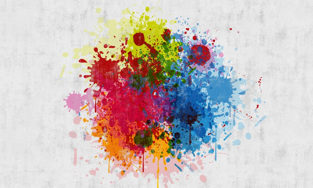 Make Paint Splatters In Photoshop