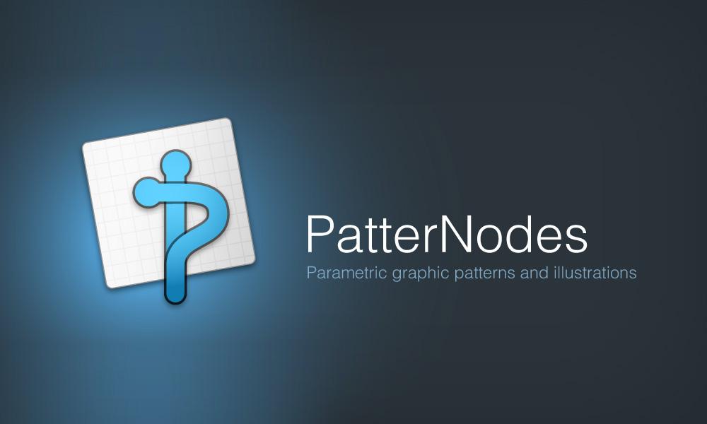 PatterNodes - A Unique Pattern Design Generator - Bittbox