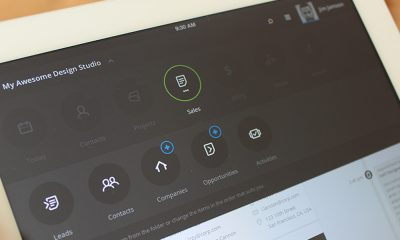 Mobile Android & iOS Tablet App Interfaces