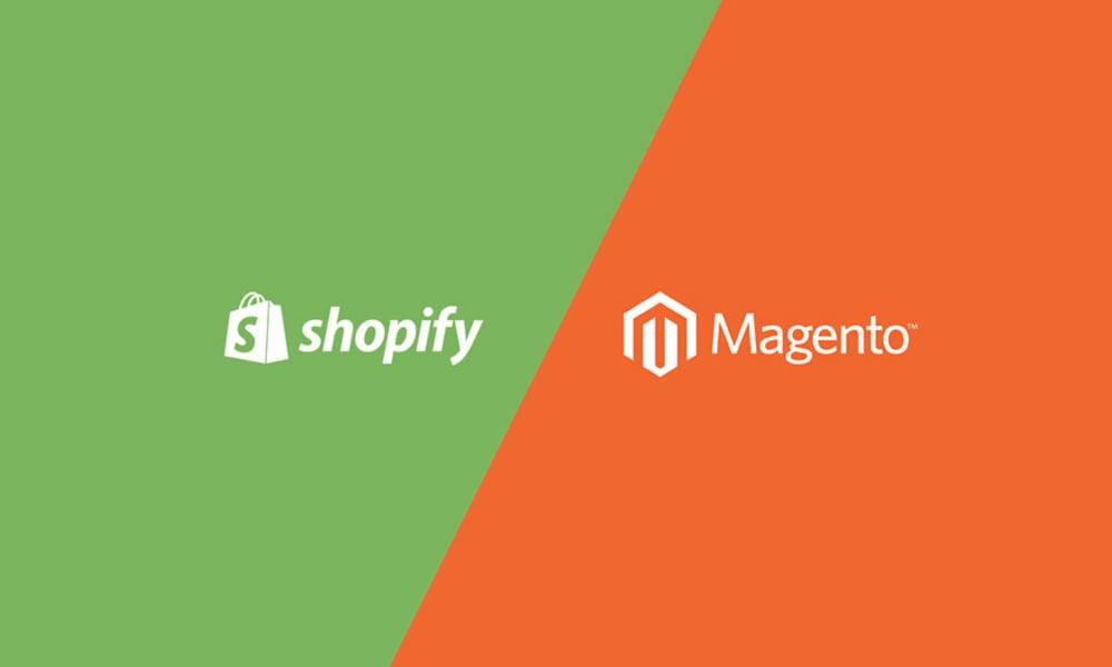 Shopify Vs Magento Comparing Both Platforms