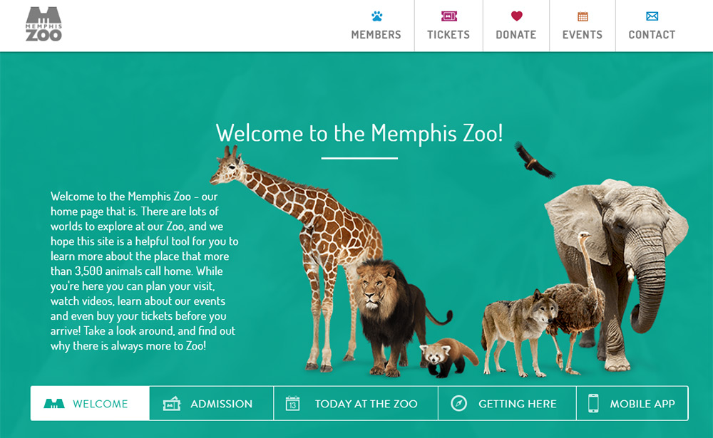 the purpose of the zoo