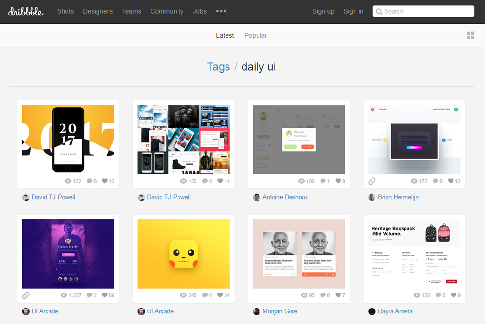 07-dribbble-daily-ui-tag
