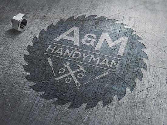 am handyman logo