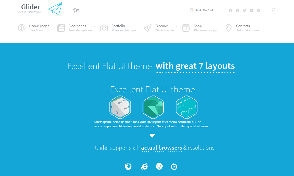 Premium Small Business & Corporate WordPress Themes for Inspiration ...