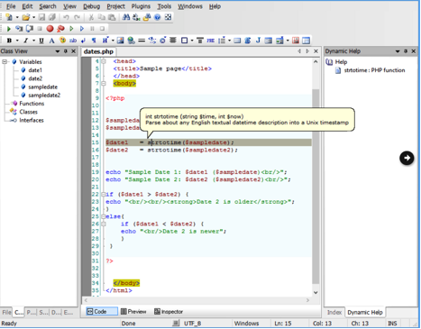 An IDE to Make Your Dev Life Easier: CodeLobster and
