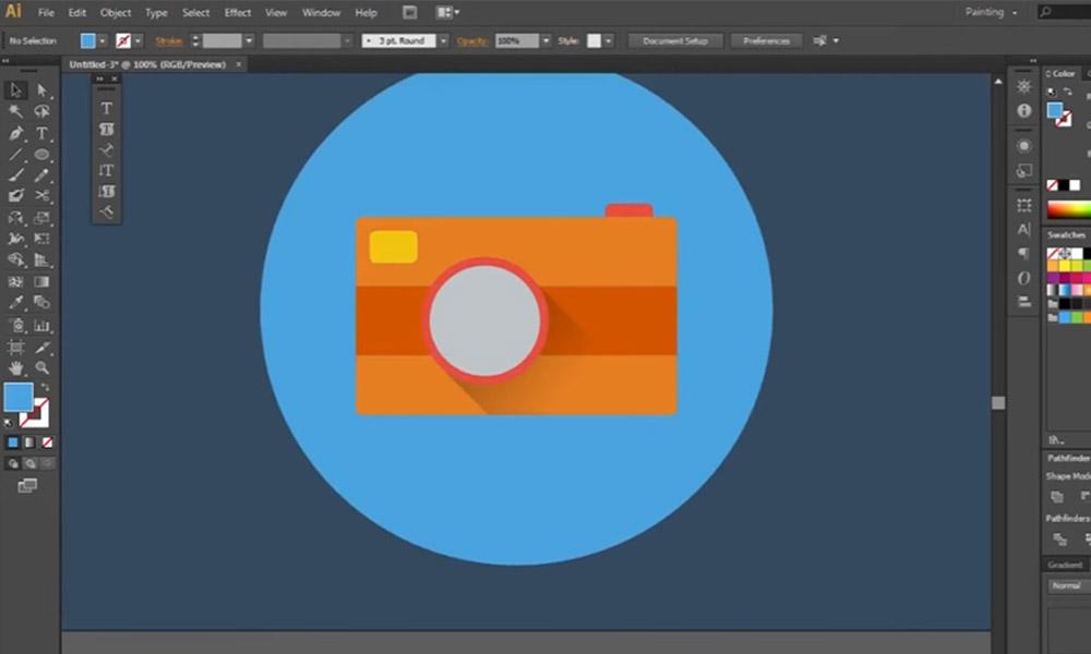 learn icon design
