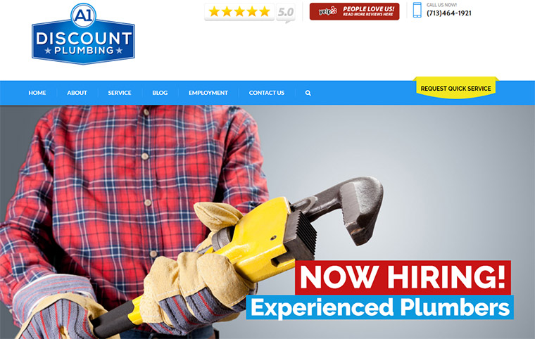 a1 discount plumbing