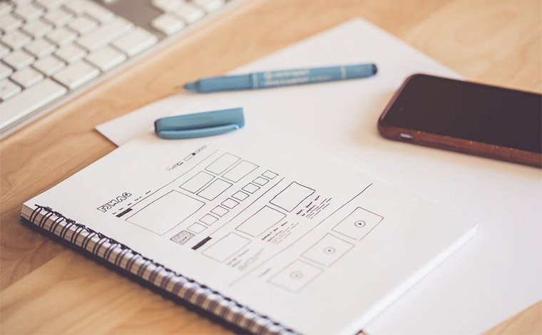 sketchpad wireframe