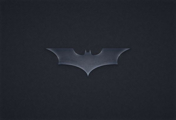 How to Make Batman Symbol