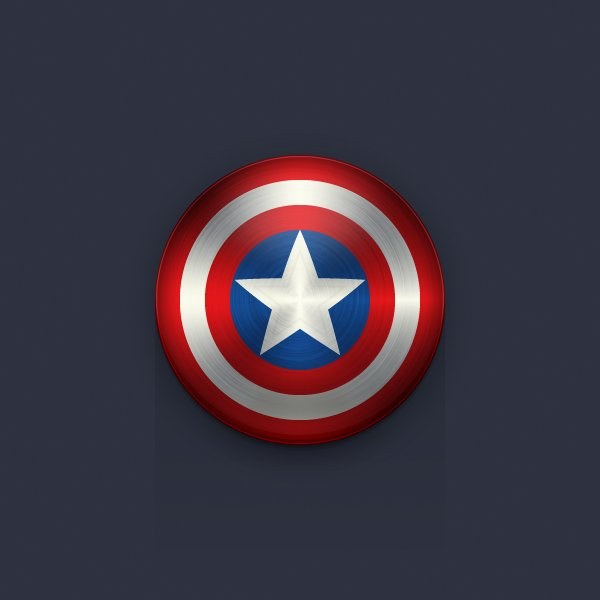 Illustrator Tutorial Captain America