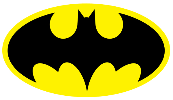 How to Make Classic Batman Symbol