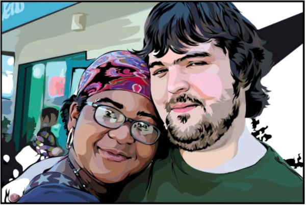 How to Make Your Own Scanner Darkly Art
