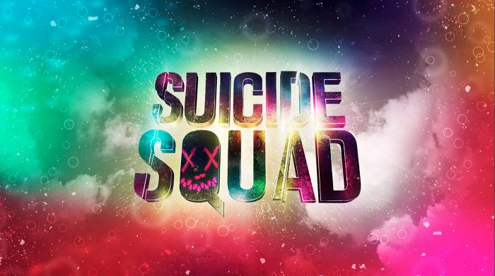 DIY Suicide Squad Text