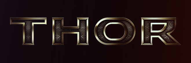 How to Create Thor Font in Photoshop