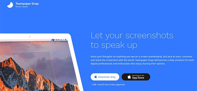 snap teampaper webapp