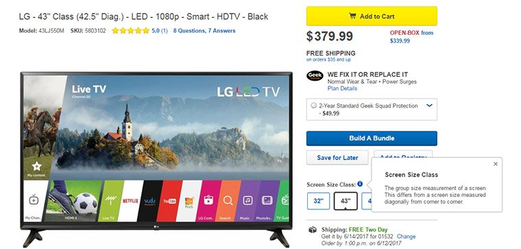 best buy info tooltips
