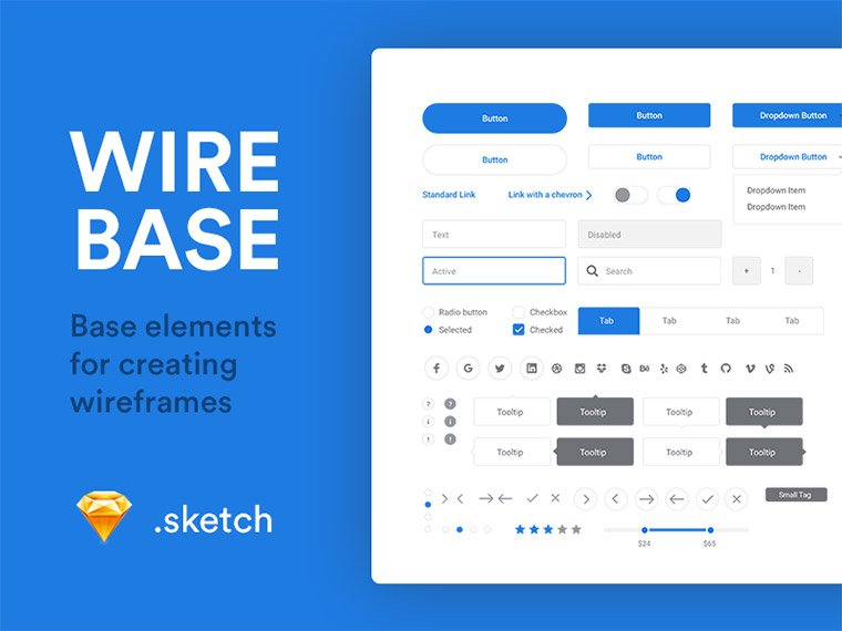wirebase ui kit