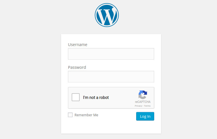 wordpress recaptcha plugin