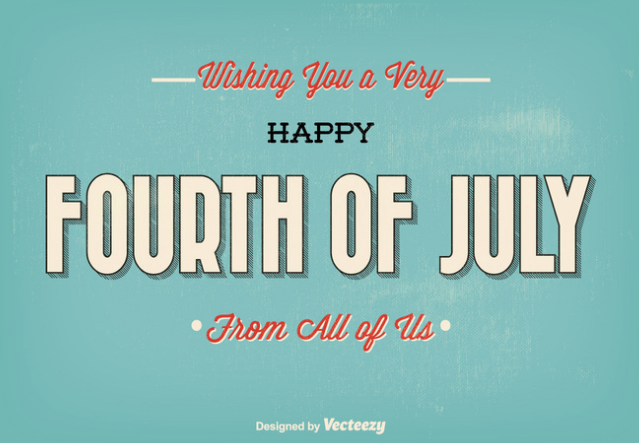 Let Freedom Ring with These Free 4th of July Graphics