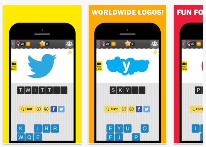 Logo game app