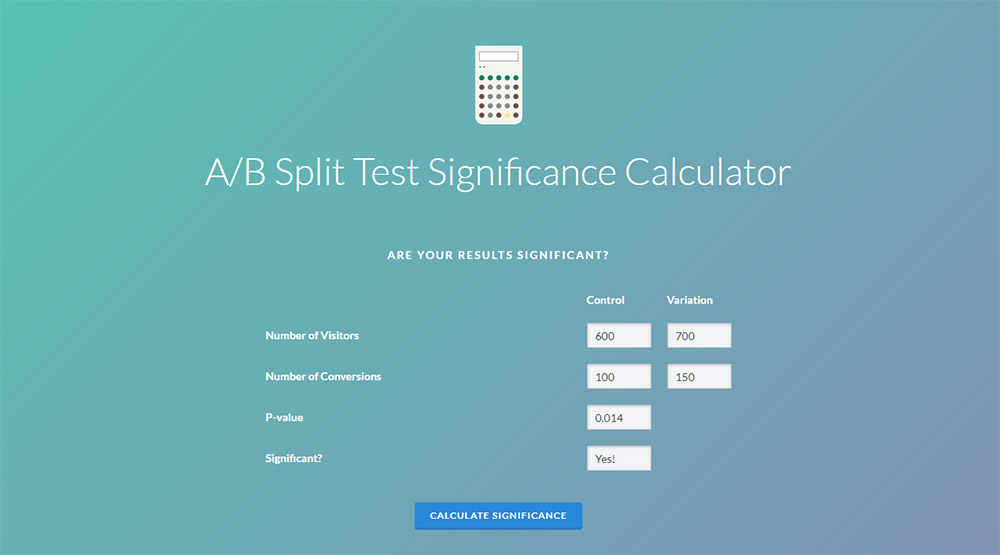 vwo statsig calculator