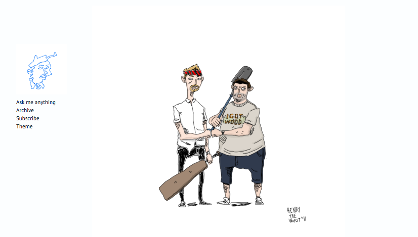 Fan Art illustrations