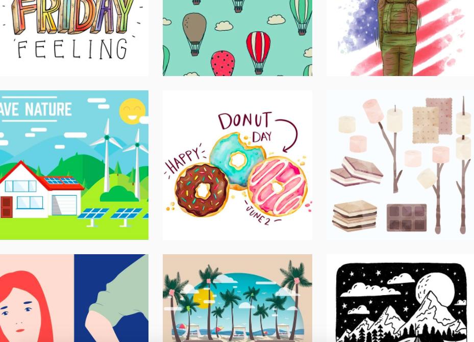 Instagram Graphic Design Inspiration